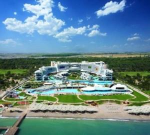 تور آنتالیا هتل کرنلیا دیاموند بلک