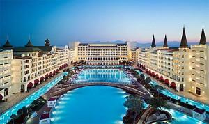 تور آنتالیا هتل مردان پالاس
