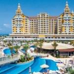 تور آنتالیا استانبول هتل رویال هالیدی
