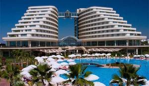 تور آنتالیا 10 شب هتل میراکل