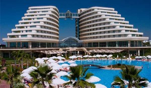 تور آنتالیا هتل مراکل