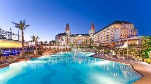 تور آنتالیا هتل دلفین دیوا