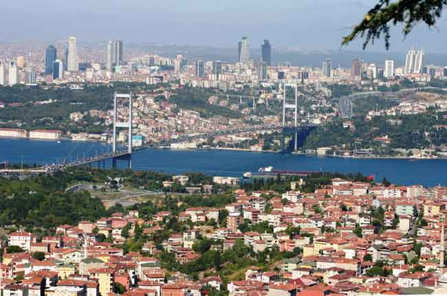 رزرو بلیط استانبول پرواز ماهان