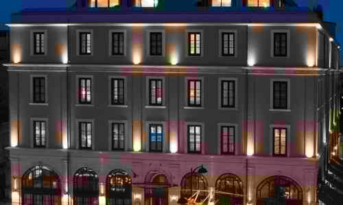 رزرو تور استانبول هتل مرگانز کاراکوی