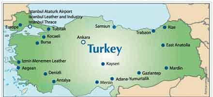 بلیط ترکیه با هواپیما
