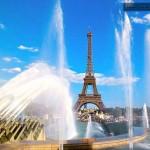 بلیط تهران به پاریس