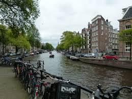 بلیط آمستردام با هواپیما