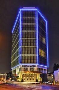 تور استانبول هتل ریکسوس الیسیوم تکسیم