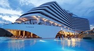 تور آنتالیا هتل تایتانیک