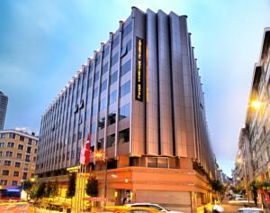 تور استانبول هتل امپریال بیزینس