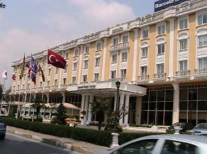 هتل بارسلو ارسین استانبول