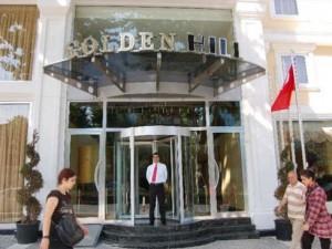 رزرو تور استانبول هتل گلدن هیل استانبول