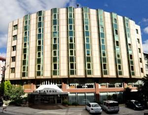 رزرو تور هتل آلسیزن استانبول