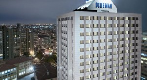 تور استانبول هتل ددمان استانبول