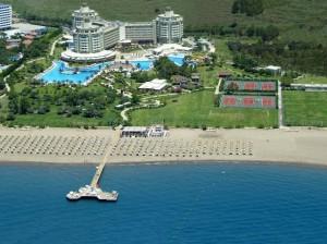 تور هتل دلفین بوتانیک لارس