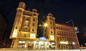 تور استانبول هتل گلدن پارک تکسیم
