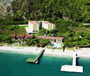 تور هتل گراند رینگ آنتالیا