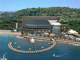 هتل گرانادا در آلانیا