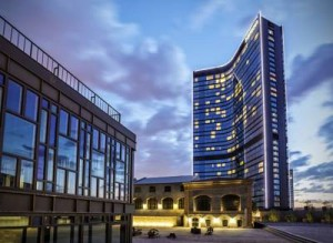 رزرو تور استانبول هتل هیلتون بومونتی