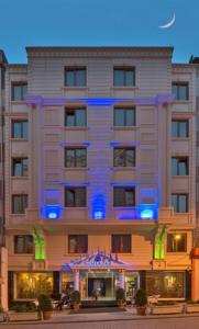 هتل بودو آکسارای