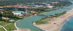 هتل لتونیا گلف ریزورت بلک