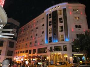 هتل موزائیک 4 ستاره