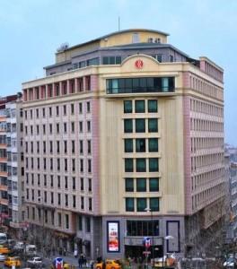 تور استانبول هتل رامادا پلازا استانبول