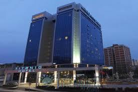 رزرو تور استانبول هتل تایتانیک پورت باکر کوی