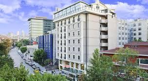 فروش تور آنکارا هتل میداس