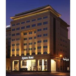 آسیانا هتل دبی