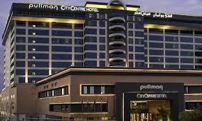 هتل پولمن سیتی سنتر دبی