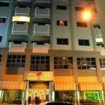 صدف هتل دبی