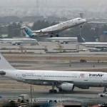اطلاعات فرودگاهها در کشور
