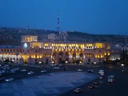 تور ارمنستان هتل ماریوت