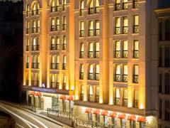 متروپلیتن هتل تکسیم استانبول
