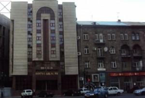 هتل سیلاچی ارمنستان