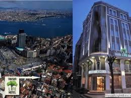تکسیم لایف هتل استانبول