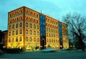رزرو تور ارمنستان هتل کانگرس