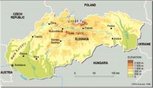 بلیط هواپیما اسلوواکی