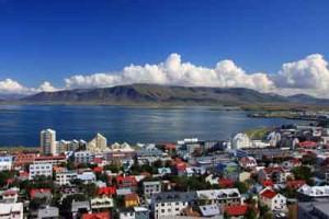 بلیط هواپیما ایسلند