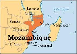 بلیت هواپیما موزامبیک