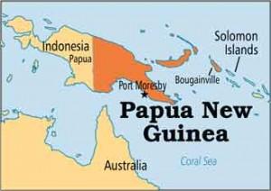 بلیط هواپیما پاپوآ گینه نو
