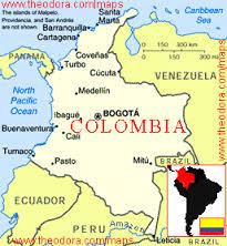 بلیط هواپیما کلمبیا