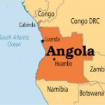 بلیط هواپیما انگولا
