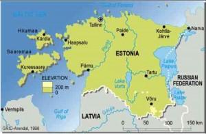 بلیط هواپیما استونی