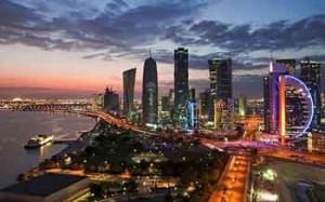 بلیت هواپیما قطر