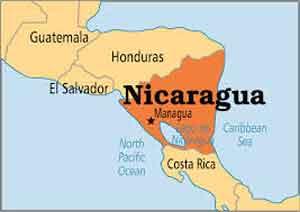 بلیت هواپیما نیکاراگوا