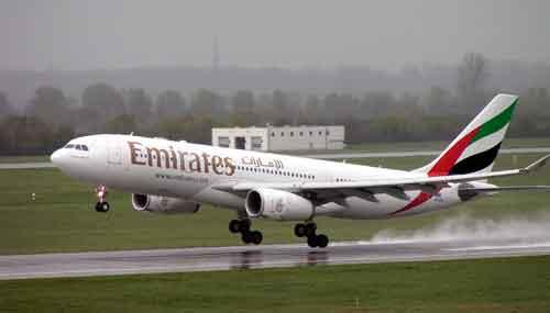 بلیط هواپیمائی امارات - نمایندگی امارات