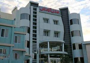 آرامش هتل کیش
