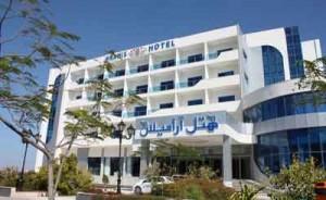 ارامیس هتل کیش